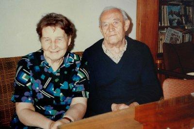Rodzice, 1985 r.