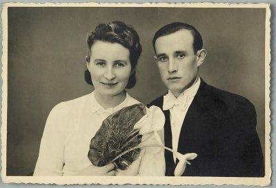 Rodzice 1944 r.